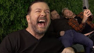 Download OFFENSIVE JOKES WITH RICKY GERVAIS Video
