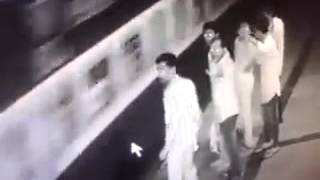 Download CCTV Footage : Borivali Station platform no.6 Video
