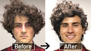 Download BEST CURLY HAIR TUTORIAL for MEN Video