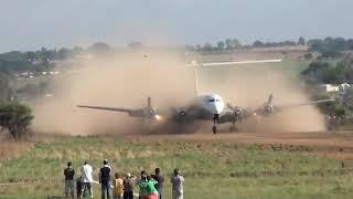 Download DC-6 Landing Video