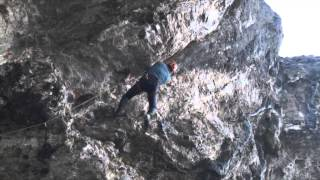Download Dry tooling Matteo Rivadossi on D12 Video