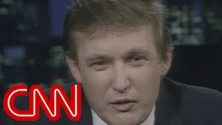 Download Donald Trump: ″I don't want to be president″ - entire 1987 CNN interview (Larry King Live) Video