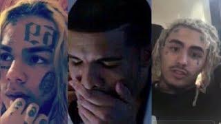 Download Rappers React to XXXTENTACION Death (ft. 6IX9INE, Lil Pump, J. Cole, Chris Brown & more) Video