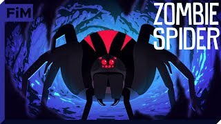 Download The Cruel Fate of the Zombie Spider Video