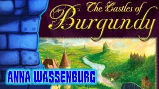 Download Castles of Burgundy: The Dice Game Review with Anna Wassenburg Video