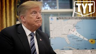 Download As Hurricanes Approach Trump Caught Taking Money From FEMA To Give To ICE Video