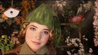 Download Afternoon at the Herbologist's Greenhouse (ASMR) Video