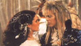 Download David Bowie - Labyrinth - As the World Falls Down WITH TEXT LYRICS Video