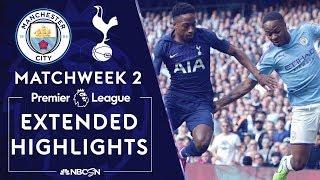 Download Manchester City v. Tottenham Hotspur | PREMIER LEAGUE HIGHLIGHTS | 8/17/19 | NBC Sports Video
