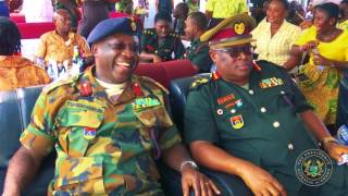 Download President Attends End-of-year Get-together of the Ghana Armed Forces Video