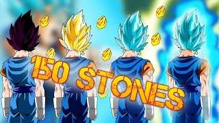 Download Y'ALL AINT READY: 150 Stones DBZ Dokkan! LET'S GET VEGITO BLUE!!!! Video