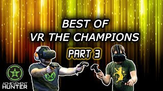Download The Very Best of VR The Champions | Part 3 | Achievement Hunter Video