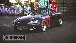 Download [HOONIGAN] DT 171: 1200HP Honda S2000 Drag Car is Faster Than you Video