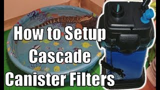 Download Unboxing & Installing Cascade 1000 Filter for my Alligator Video