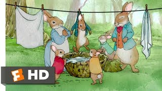 Download Peter Rabbit (2018) - Losing Peter's Father Scene (1/10) | Movieclips Video