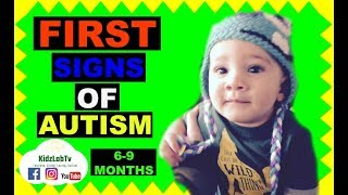 Download First signs of autism 6-9 Months Video