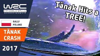 Download WRC - ORLEN 74th Rally Poland 2017: ONBOARD Tänak SS21 Video