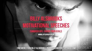 Download BILLY ALSBROOKS | 1 HOUR LONG INTENSE MOTIVATION!! Video
