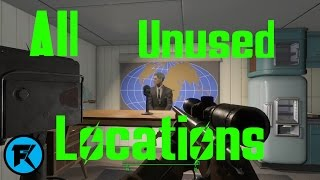 Download Fallout 4 | All Unused coc Locations Video
