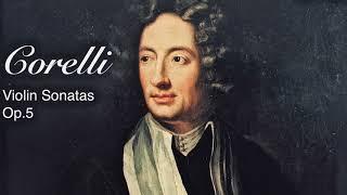 Download Corelli - Violin Sonatas Op.5 / Follia Variations (Century's recording : Trio Sonnerie/Nigel North) Video