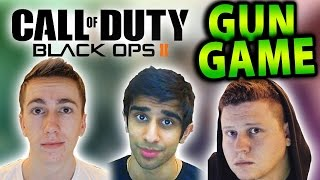 Download CoD Black Ops 2 Wager Match #4 with Vikkstar (CoD Gun Game) Video