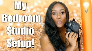 Download HOW TO CREATE YOUR OWN AT HOME STUDIO/Equipment/ Lighting EVERYTHING! Video