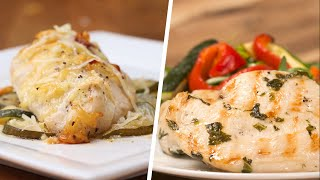 Download 4 Low-Carb Chicken Dinners Video