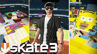 Download Skate 3: CUSTOM PARKS ARE BACK! Video