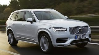 Download 2015 Volvo XC90 driven - first verdict on Volvo's crucial new car Video