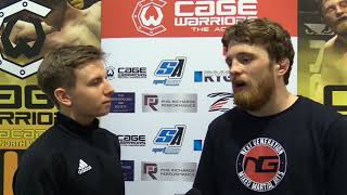 Download Interview with Adam Ventre at CW Academy North West 3 Video