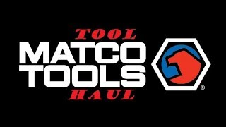 Download Matco Tool Haul Video