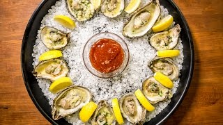 Download How To Shuck, Prepare, & Eat Oysters Video