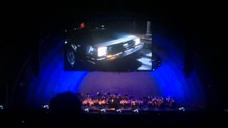 Download Hollywood Bowl - Back to the Future in Concert: The Clock Tower Scene Video