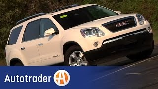 Download 2007-2011 GMC Acadia - SUV | Used Car Review | AutoTrader Video