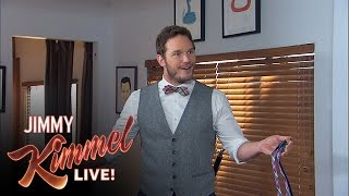 Download Chris Pratt Confused About Kimmel Booking Video