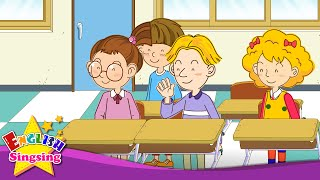 Download [Greeting] Good morning. How are you? - Easy Dialogue - English video for Kids Video