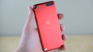 Download iPod touch 5th Generation Review Video