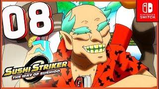 Download Sushi Striker Way of Sushido Part 8 Battle in the Tropics (Nintendo Switch) Video