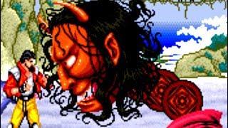 Download Sengoku (Arcade) All Bosses Video