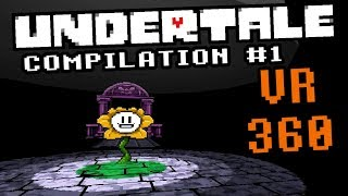 Download Undertale 360 Compilation #1: Ruins and Snowdin! Video