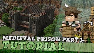Download Minecraft Tutorial: Medieval Prison Castle! Part 1/3 Video