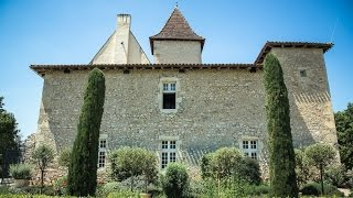 Download Stunning Historical Castle in Aquitaine, France Video