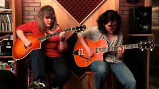 Download A Tribute to Mark Knopfler - Sultans Of Swing - Performed by Chelsea and Grace Constable Video