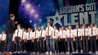 Download Only Boys Aloud - The Welsh choir's Britain's Got Talent 2012 audition - UK version Video