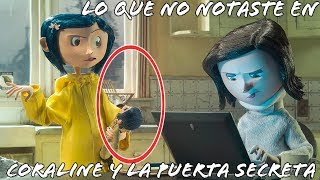 Download LO QUE NO NOTASTE EN CORALINE Y LA PUERTA SECRETA | ByGudiOn Video