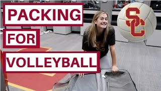 Download PACKING WITH USC VOLLEYBALL LIBERO VICTORIA GARRICK Video