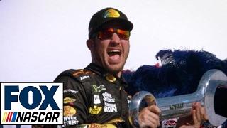 Download Winner's Weekend: Martin Truex Jr. - Las Vegas   NASCAR RACE HUB Video