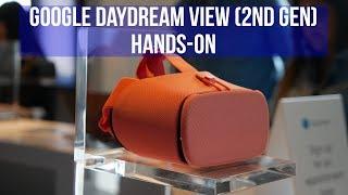 Download Google Daydream View (2nd gen) hands-on Video