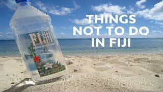 Download 10 Things Not to Do in Fiji Video