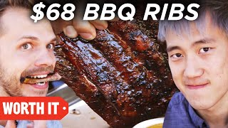 Download $7 BBQ Ribs Vs. $68 BBQ Ribs Video